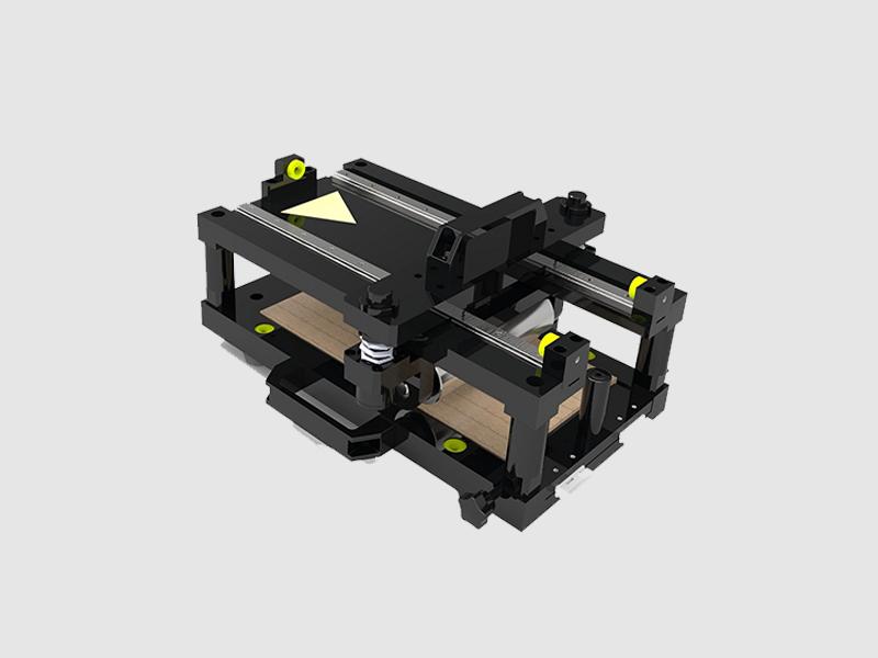 QYQ-B  超厚材料異形取樣器