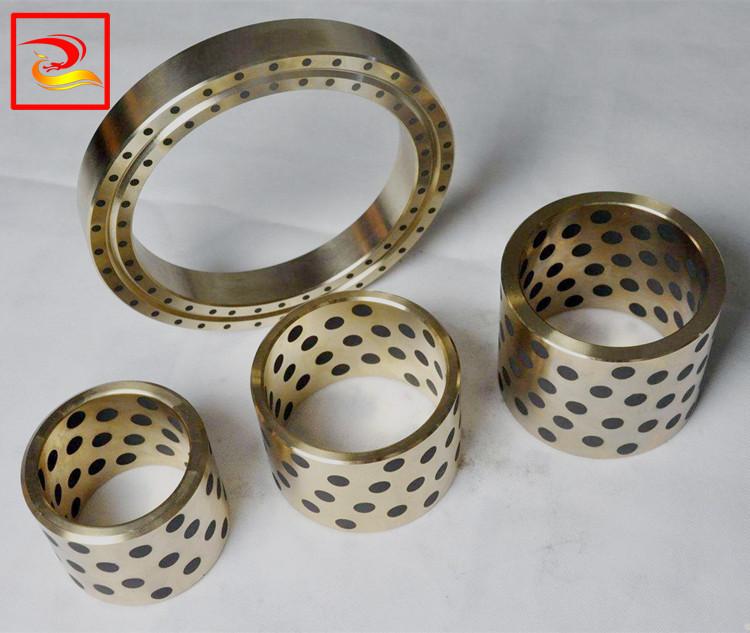 工程机械配件石墨铜套