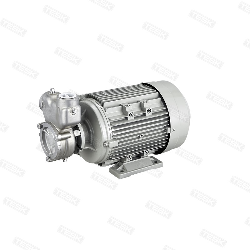 Self-priming liquid mixing pump GLM