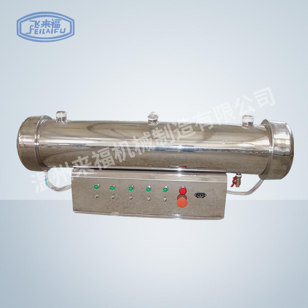 5噸/小時紫外線滅菌器
