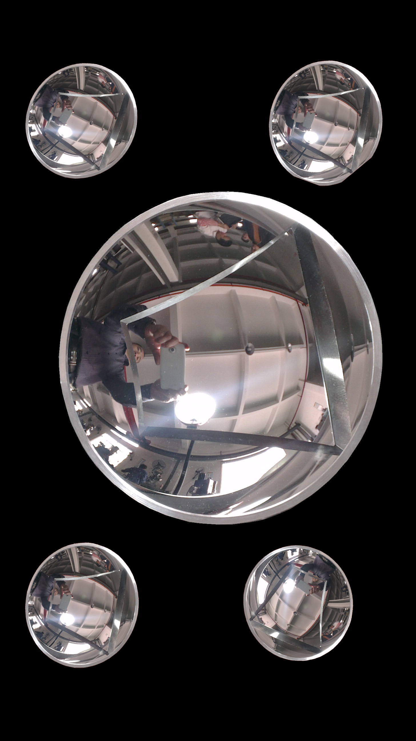 小球面鏡模仁