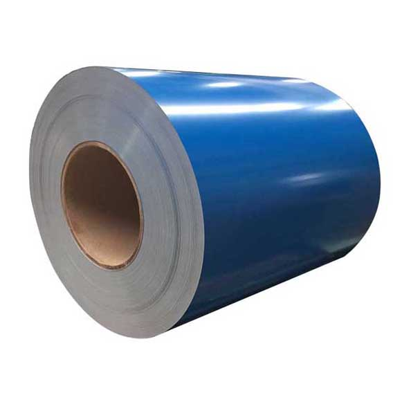 Colour Coated Aluminum Coil