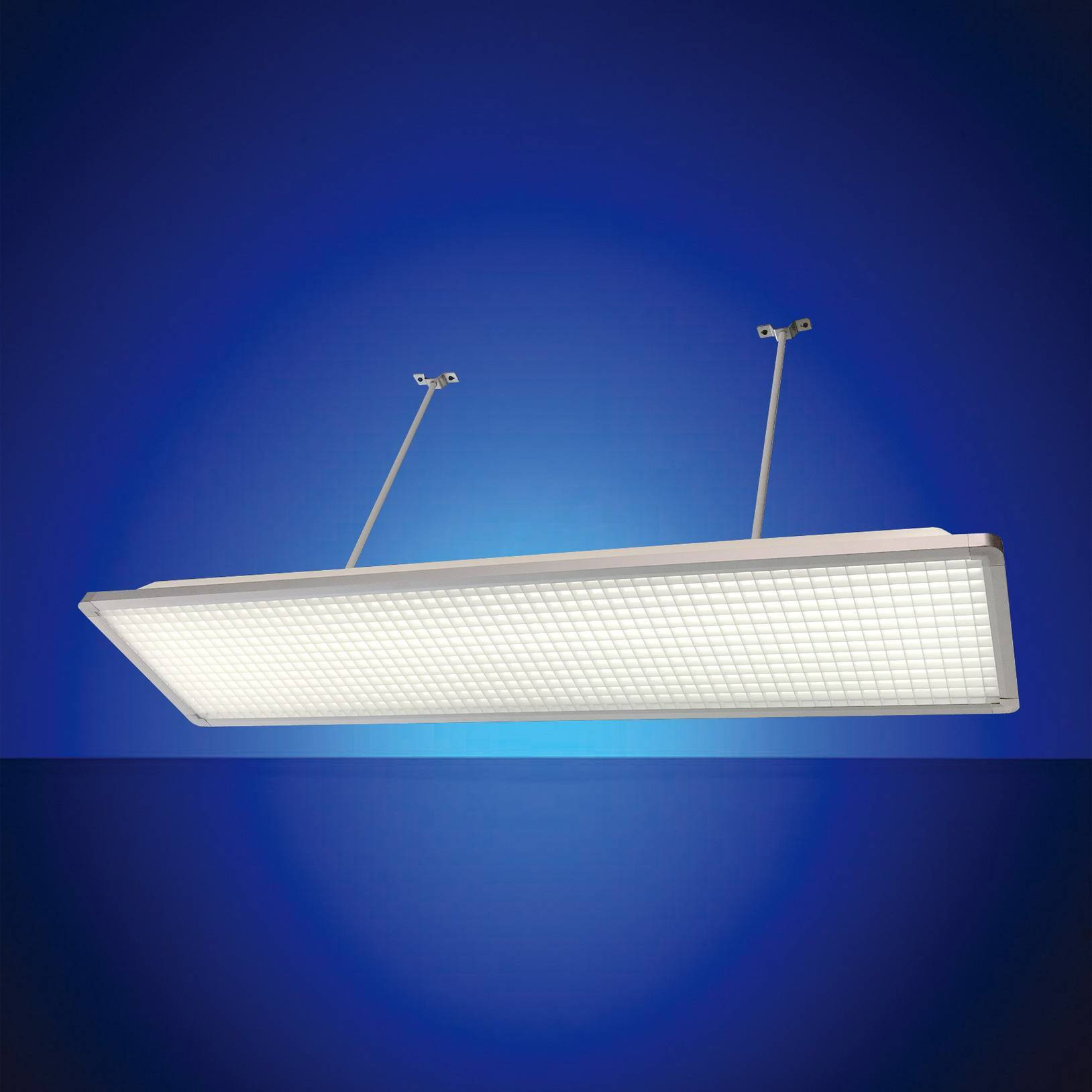 36W Suspendeded LED Light Fixture Use for Office Building,School,Indoor Eye-protection Lamp,CE,LVD,EMC,LVD,ISO9001