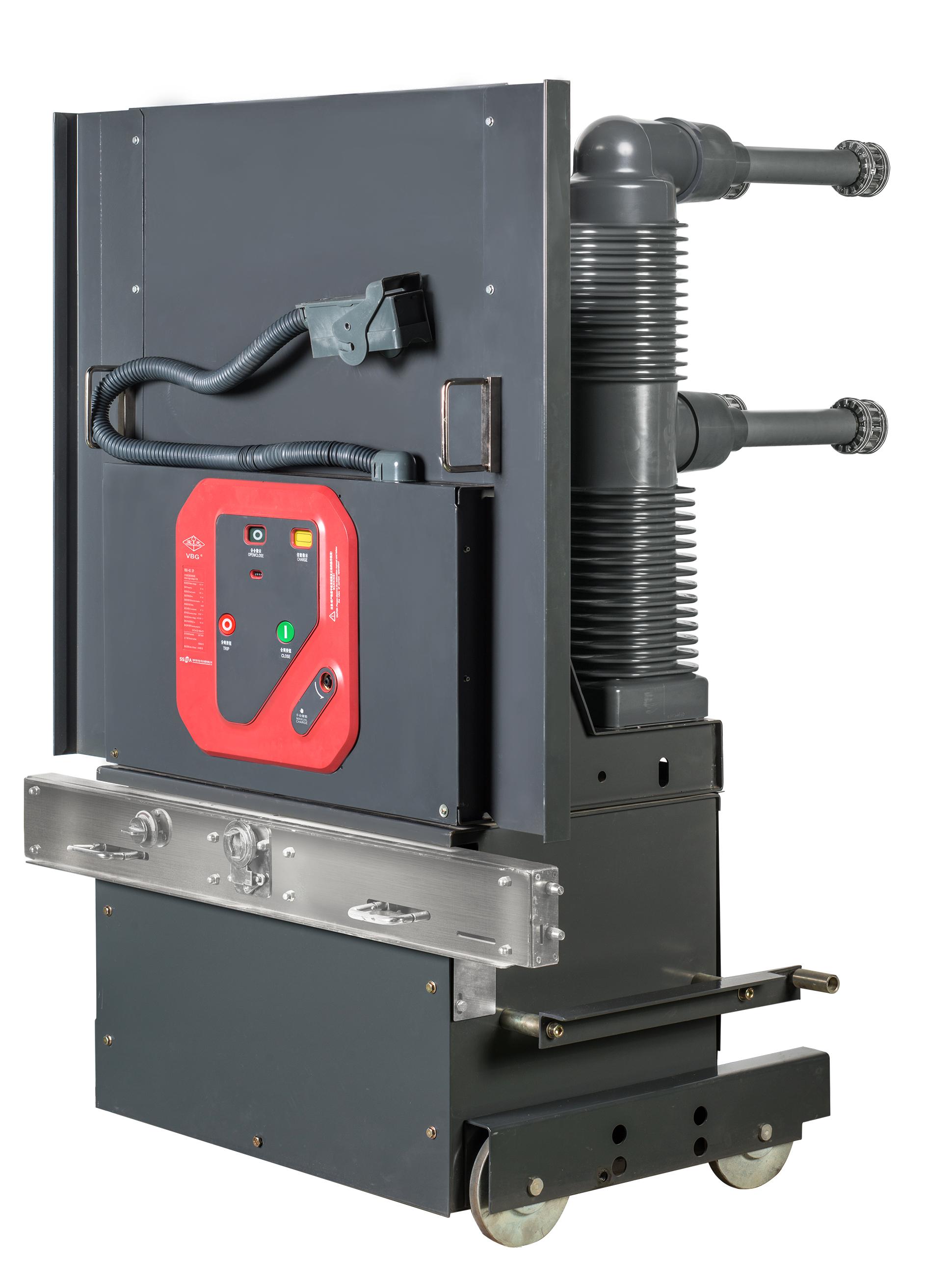 VBG-40.5P系列戶內高壓交流真空斷路器