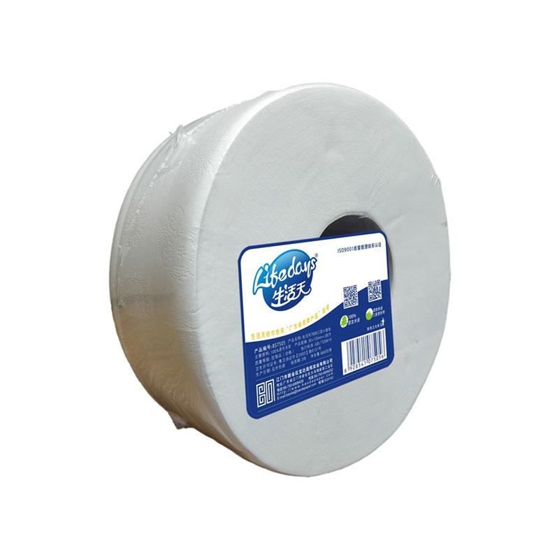 生活天7505三層小盤紙660g凈含量