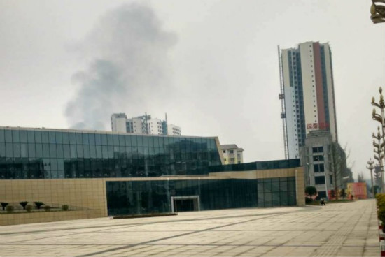 广元市城市生活垃圾焚烧发电厂