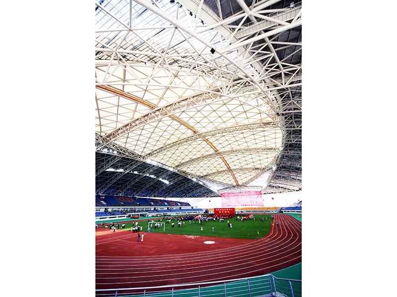 南通體育會展中心(魯班獎)