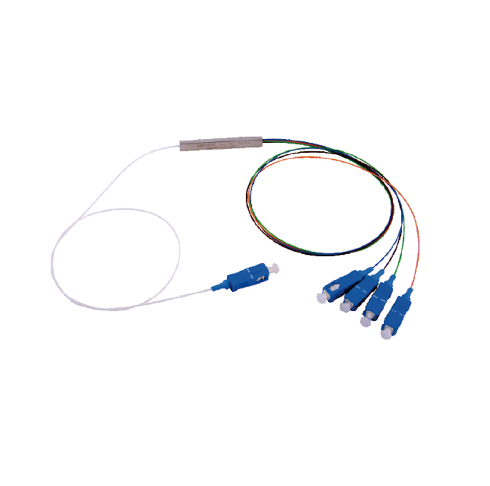 微型式光分路器