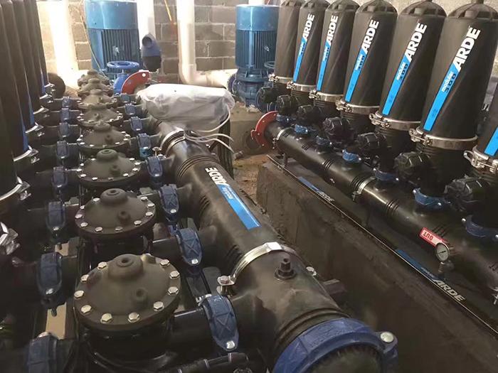 福州永潤灌溉設備有限公司提供水肥一體化滴灌設備
