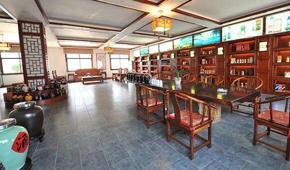 贵州金窖酒业(集团)文化展厅