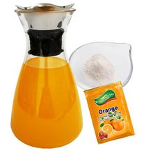 橙味固体饮料