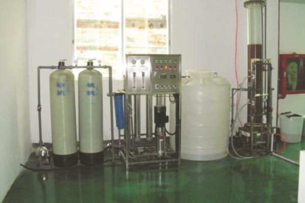小型凈化水裝置
