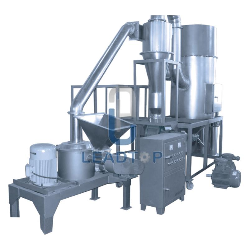 WFJ-Series Super Fine Pulverizing Machine