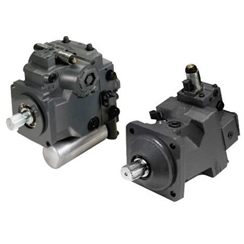 51&51-1 series bent axis variable motor