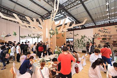 直擊CBE丨它把展館做成自助餐廳 只讓受邀客戶入場