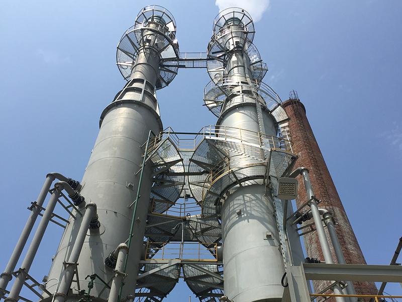 东南新材料(杭州)有限公司烟气脱硫脱硝工程