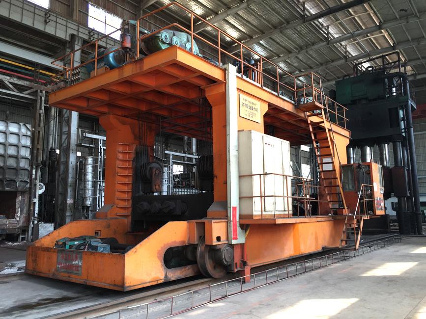 50噸機械操作臂