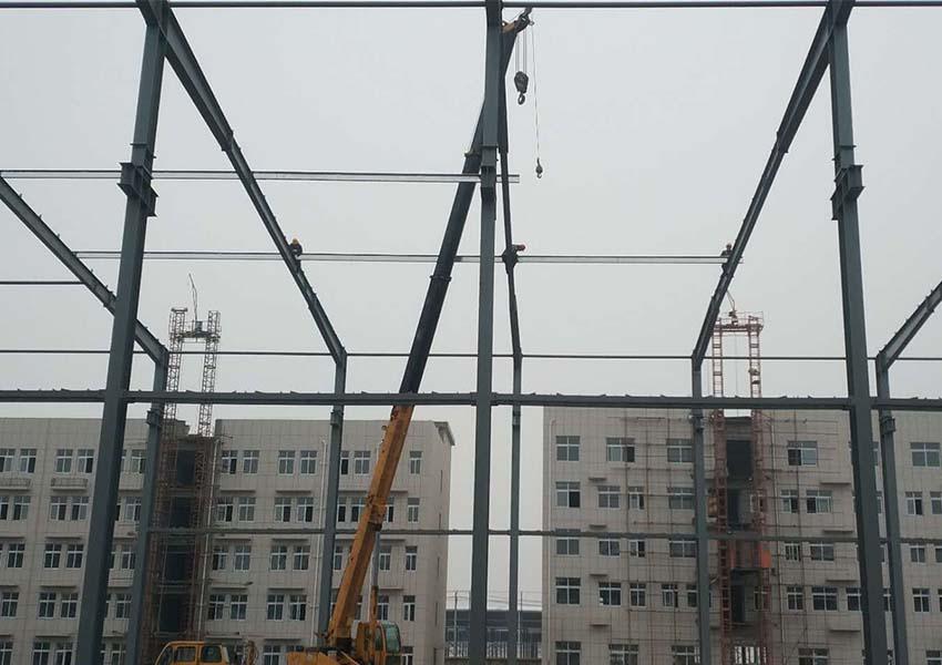 汉川方宏铁塔项目
