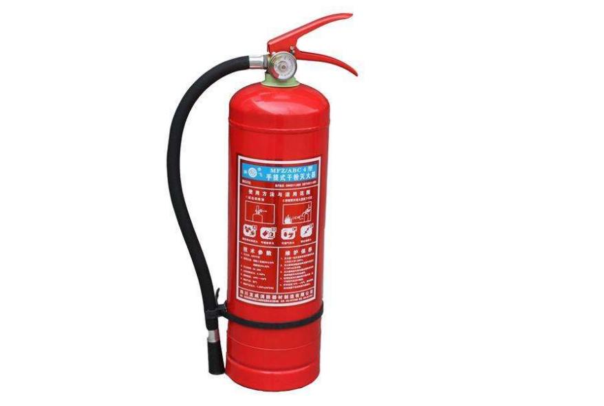 带电设备着火时应使用那种消防器材灭火?
