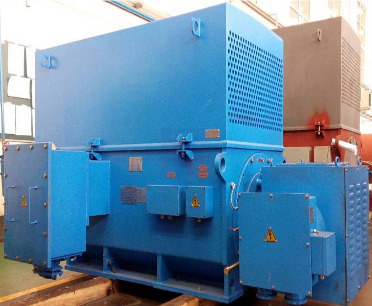 YRKK系列高压绕线性三相异步电动机(H355~H1000)