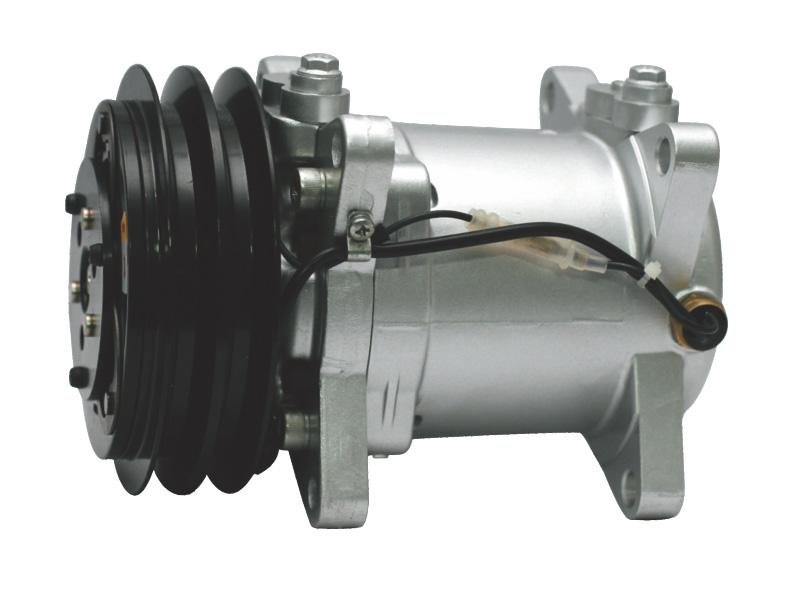 旋叶式铁质压缩机JSR120(D14)