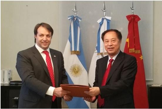 中國-阿根廷漁業分委會第八次會議在阿根廷首都布宜諾斯艾利斯召開