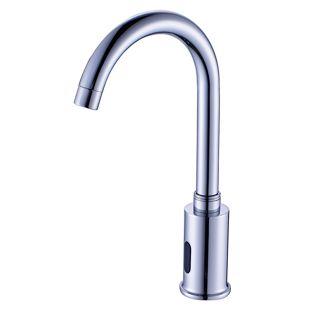 FLG High Quality Automatic Faucet Chrome Touchless Bathroom Basin Faucet