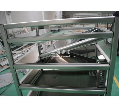 YT800000167铝型材电脑架