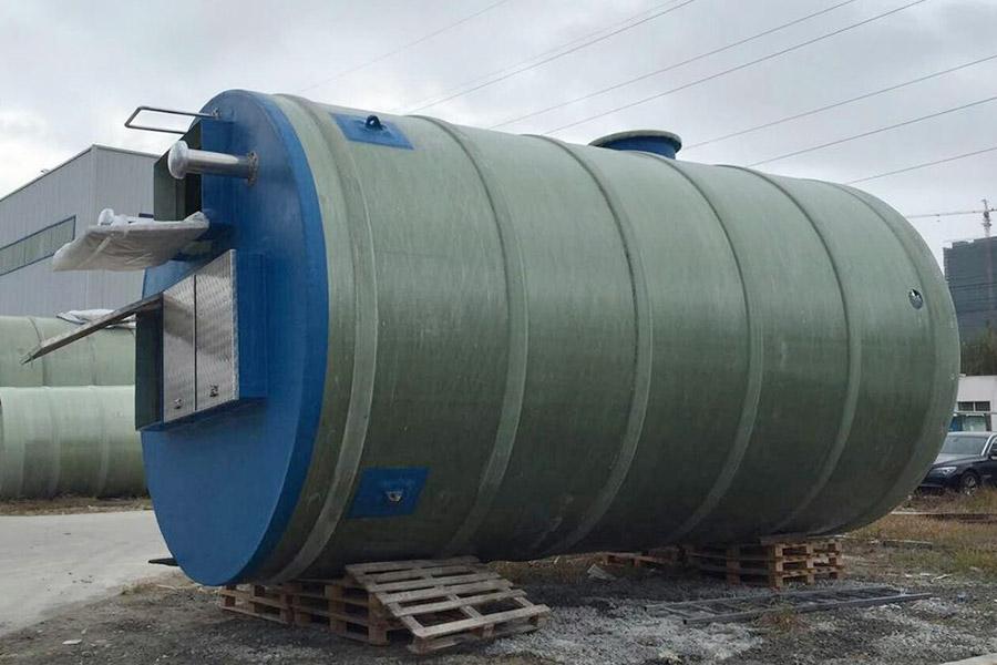 一體化泵站廠家:一體化泵站可以做什么