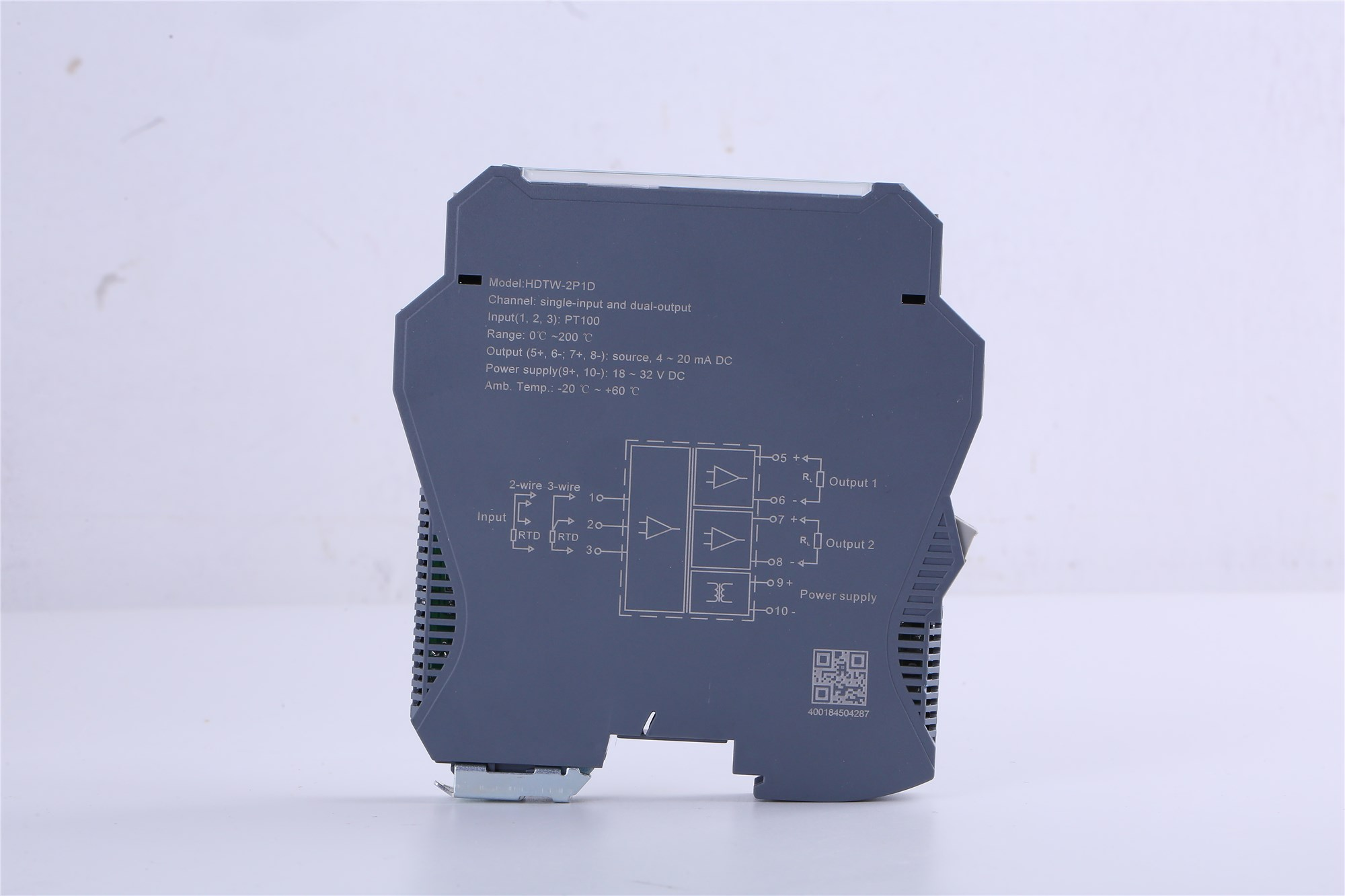 HDTW系列温度隔离变送器