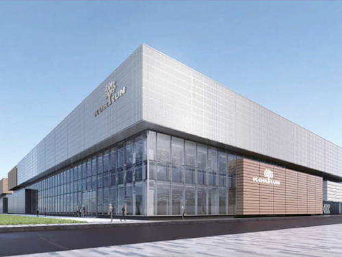 滁州米润智能出行产业园一期项目