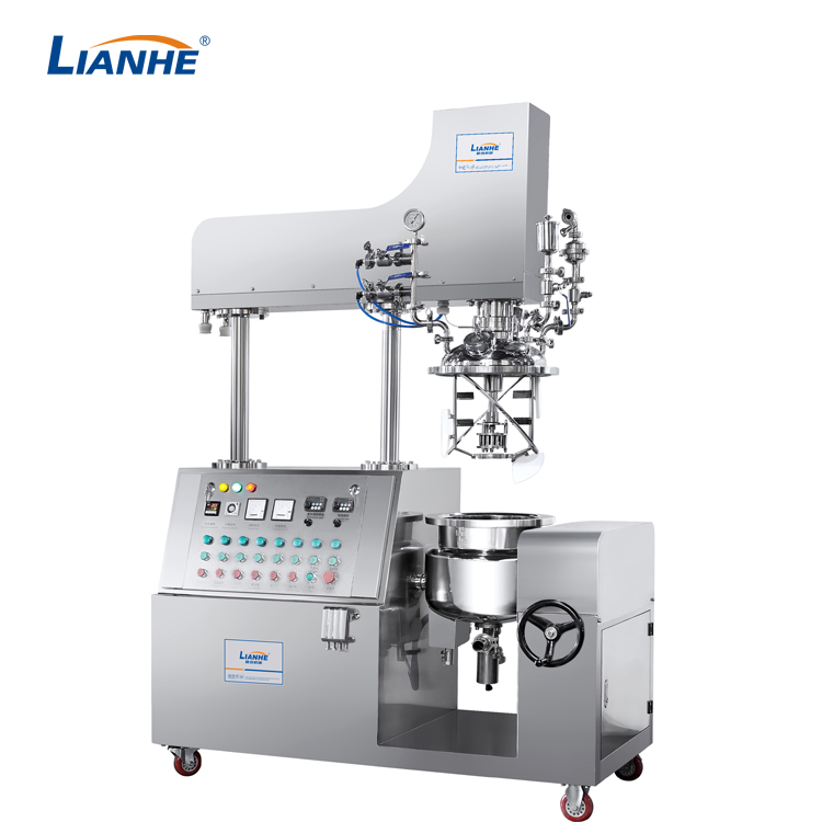 VME-20L Lab Scale Vacuum Emulsifying Mixer