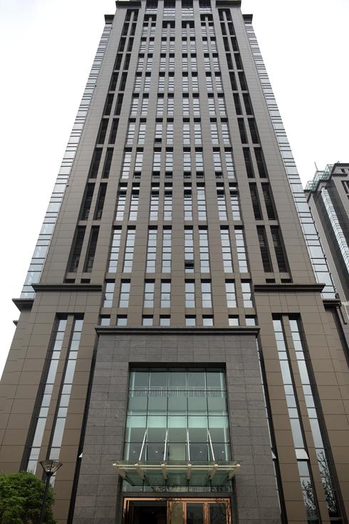 重庆市南川区总商会大厦