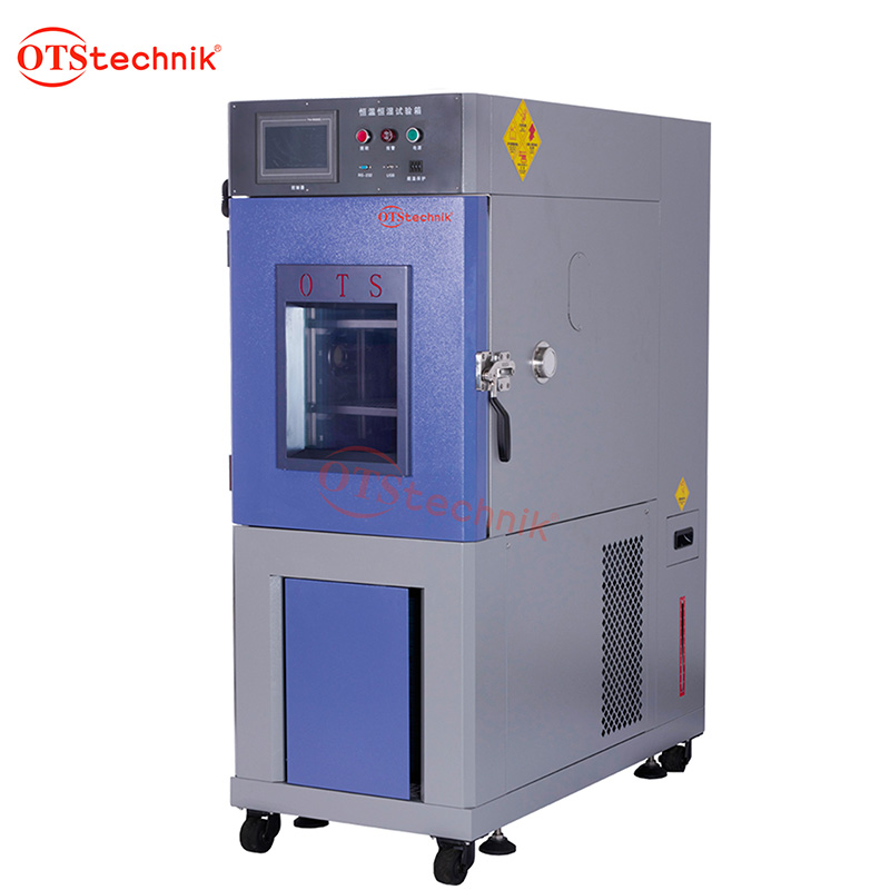 Vertical programmable constant temperature and humidity test chamber
