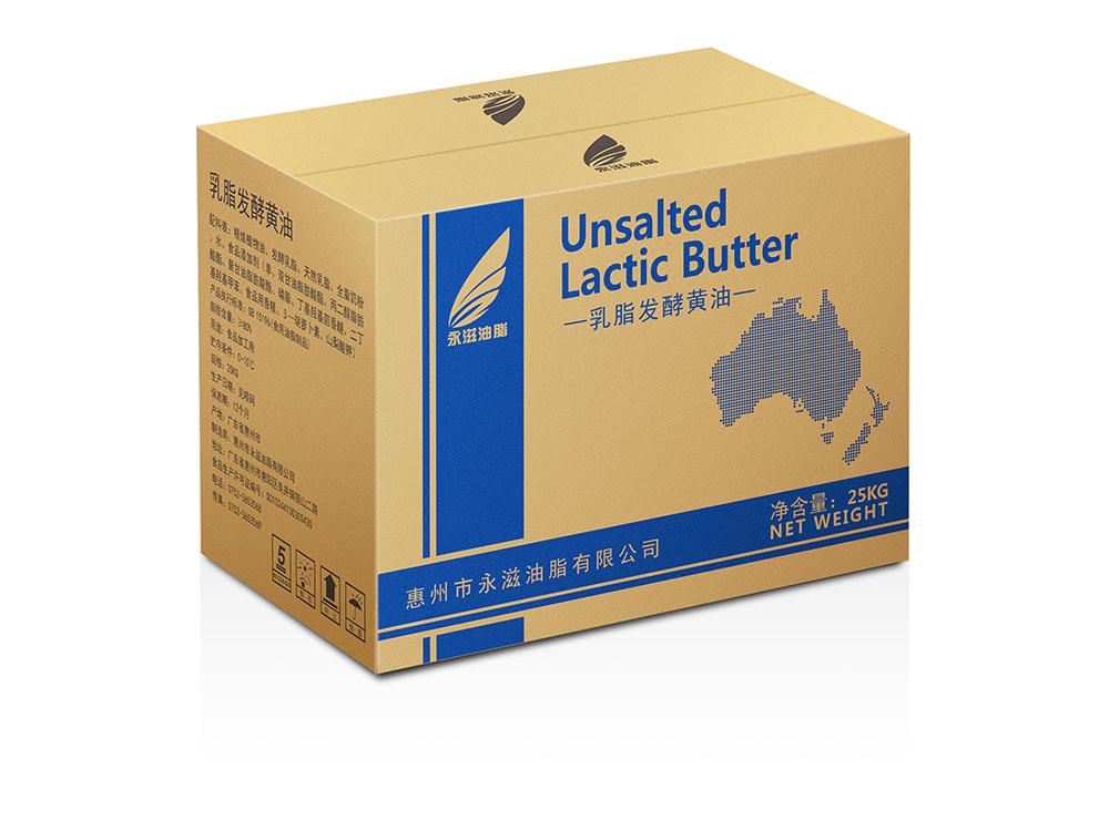 惠年年乳脂发酵黄油