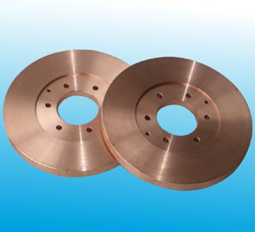 Seam welding wheel