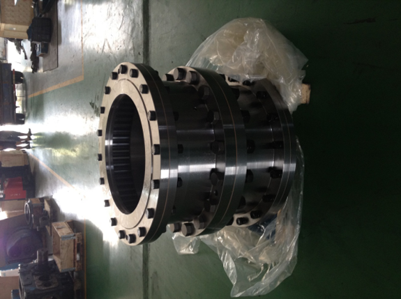 DYT Gear Coupling 120G20 in a national pumping station