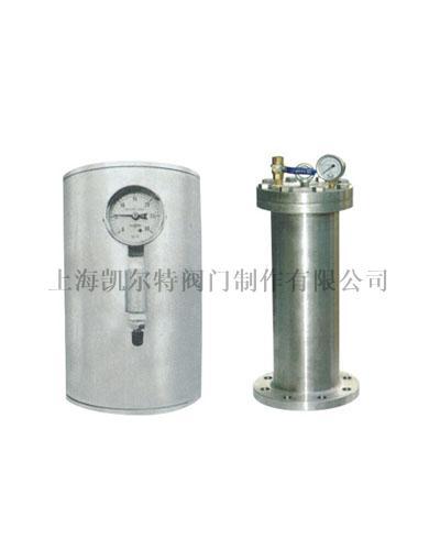 氣囊式水錘吸納器