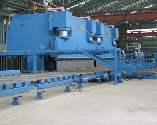 16000mm剪折生產線