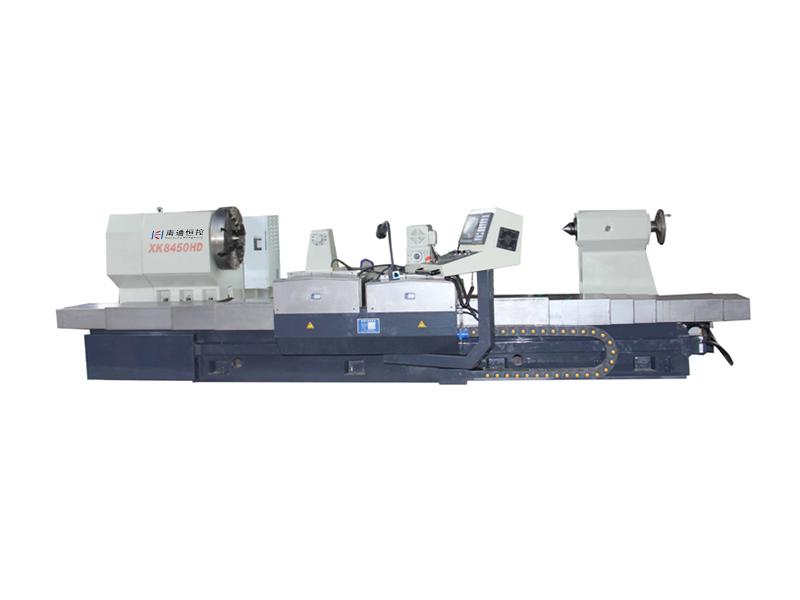 XK8450HD CNC Heavy Roll Milling Machine
