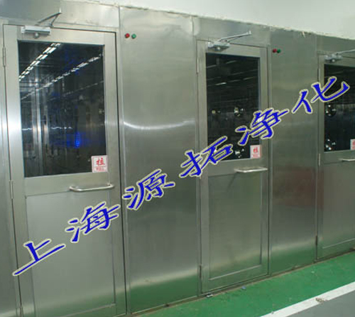 YT800000073 不锈钢风淋室通道