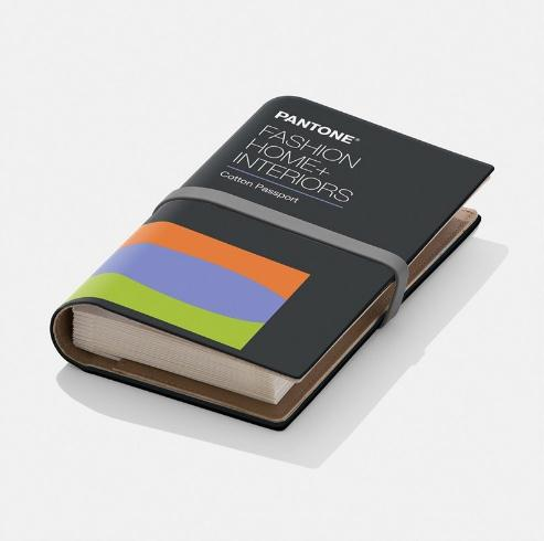 PANTONE Fashion, Home + Interiors Cotton Passport