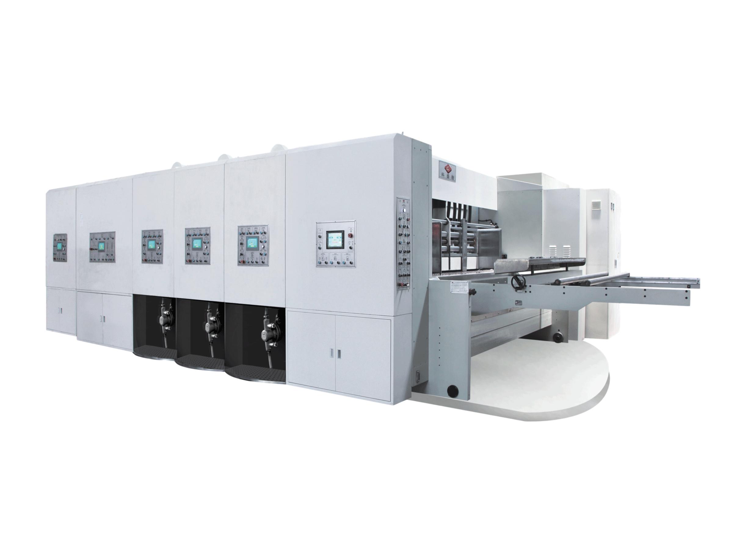 K1巨無霸印刷開槽模切機