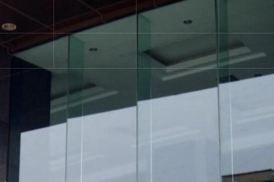 大版玻璃幕墙