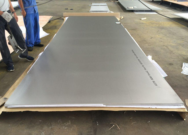 成品钛板材