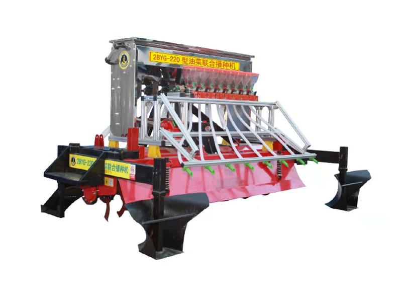 2BYG-220型油菜聯合播種機