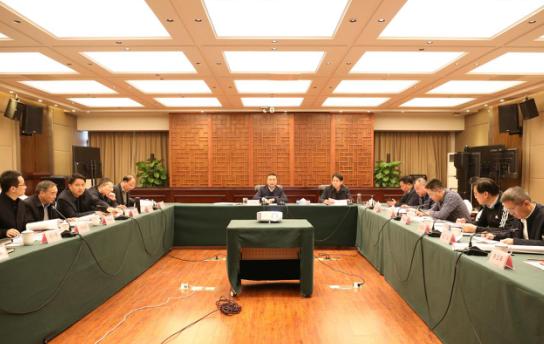 桑海集團江夏分場農業産業提升項目專題調度會召開