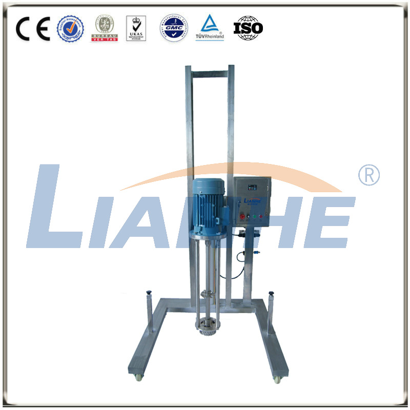 Pneumatic Lifting Homogenizer