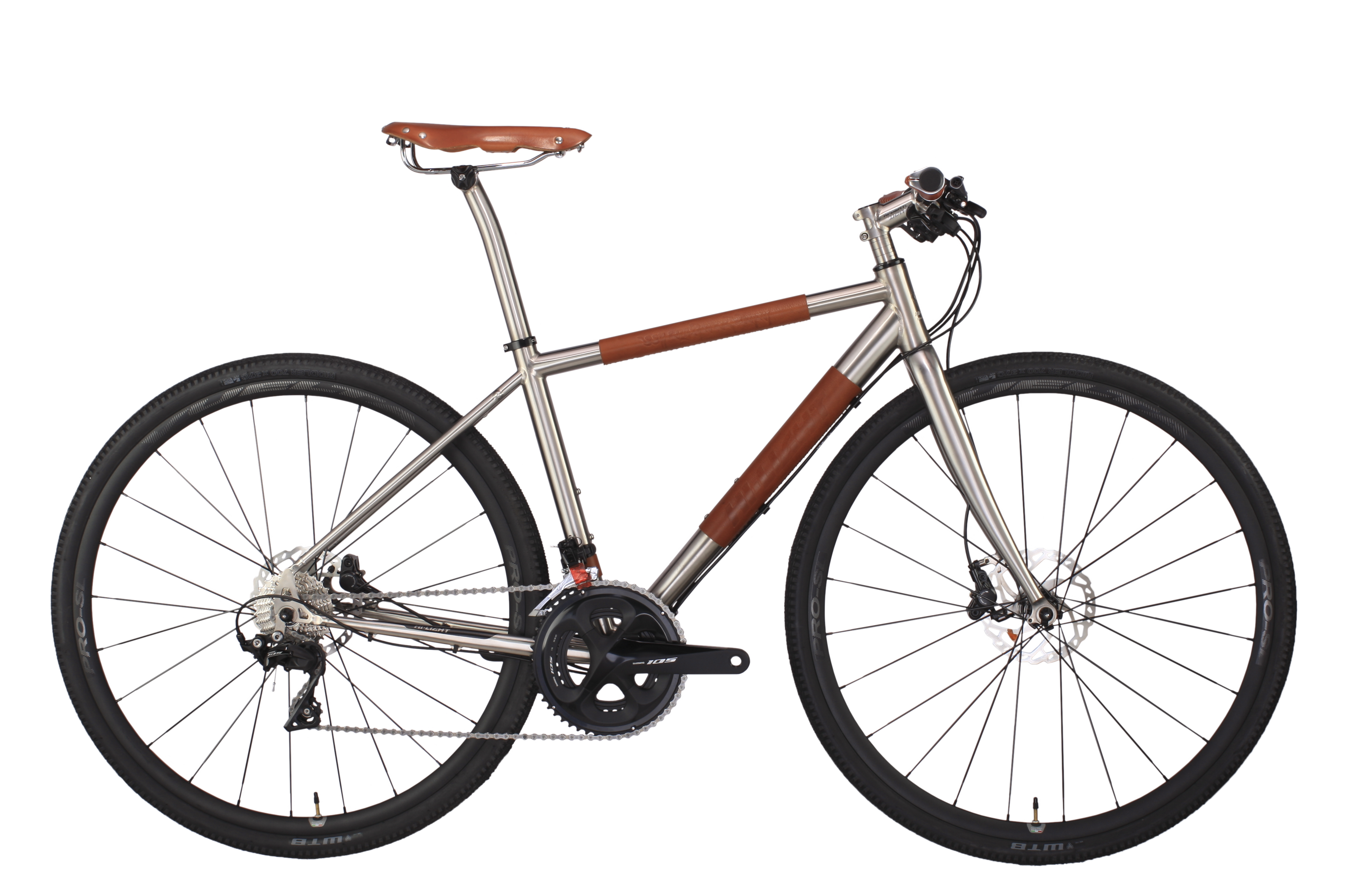 TIBET TITANIUM TOURING BIKE