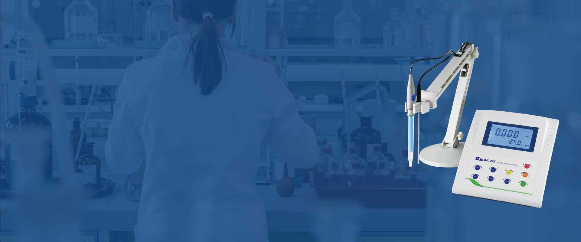 实验室水质分析